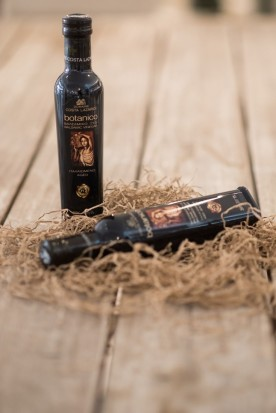 "AGED BALSAMIC VINEGAR ""BOTANICO BROWN SEAL"" BY DOMAINE COSTA LAZARIDI 250ml"