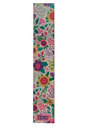 "THE ""FLORAL"" WOODEN BOOKMARK"
