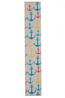 "THE ""ANCHOR"" WOODEN BOOKMARK PATTERN"
