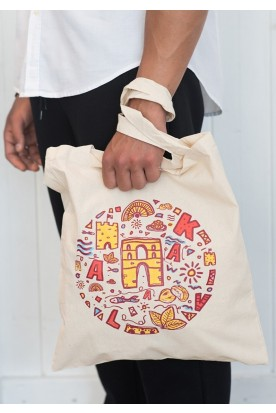 "THE ""CAVALLA"" SHOPPING BAG"