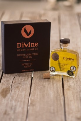 "NATURE BLESSED ""DIVINE"" PREMIUM EXTRA VIRGIN OLIVE OIL 500g"