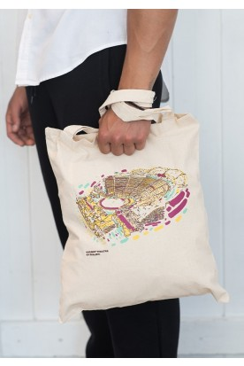 "THE ""PHILIPPI"" SHOPPING BAG"