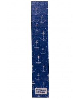 "THE ""ANCHOR"" WOODEN BOOKMARK BLUE"
